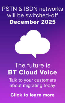 The future is BT Cloud Voice