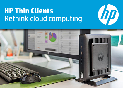 Getech Distribution - HP thin clients